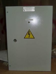 Щит контроля ЩК1 (щит ЩШМ-I-600х400х350 УХЛ3.1) 7