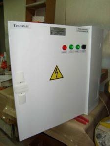 1 - шкаф управления электрообогревом ШПУ 1