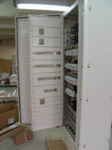Шкаф распределительный 7AZ1 23