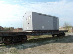Блок-бокс 2БКТП-630 2