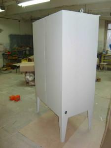 Шкаф неразъёмный КШО-Э-3(Н) 1400х1000x600 мм 12