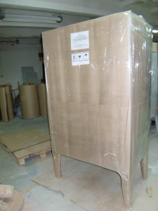 Шкаф неразъёмный КШО-Э-3(Н) 1400х1000x600 мм 15