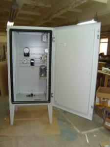Шкаф утеплённый КШО-Э У1 1400х800х600 мм 9