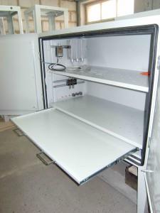 Шкаф утеплённый 1000х1500х700 мм 11