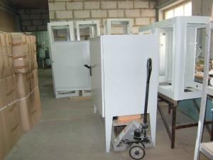 Шкаф утеплённый 1000х1500х700 мм 3
