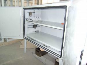Шкаф утеплённый 1000х1500х700 мм 8