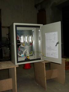 Ящик ЯВШ-63У2 IP31 3