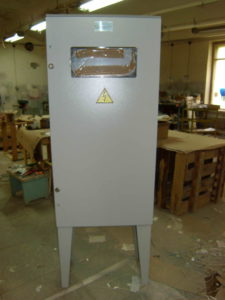 Шкаф приборный КШО 1200х600х300 мм 16