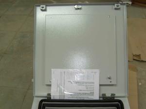 Шкаф приборный универсальный 600х600х300 16