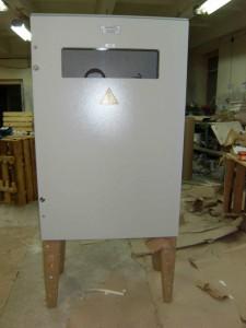 Щит шкафной приборный с оборудованием КИПиА 12