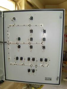 Шкаф диспетчеризации АН1 8