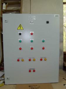 Шкаф диспетчеризации АН1 9