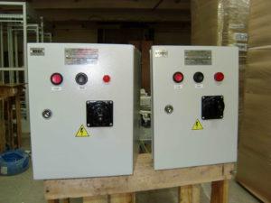 Ящик управления освещением ЯУО-9602 1